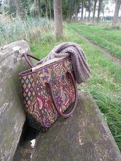 Jual Souvenir Tas Batik Rotan untuk Mukena Buku Yasin Acara Pengajian  ca18921d11