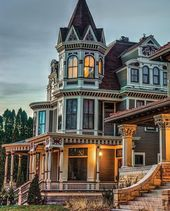 A blog dedicated to beautiful Victorian homes. Dis…