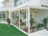 Glas Balkon Verglasung »Ada Yapı Cam Aluminium Tischler Systeme   – Cam Balkon Sistemleri » Ada Yapı Cam Alüminyum Doğrama Sistemleri