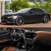 """@wheelspecialistsinc Maserati Ghibli auf 22 """"Wraith Black Finish Tag a friend w …   – Ghibli"""