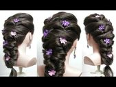 Easy quick hairstyle tutorial for every day – YouTube – #easy #Everyday #hair #h …
