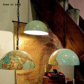 Wahre Globuslampen! #globuslampen #wahre – #fabri…