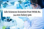 ICMR-NIMR Life Sciences Scientist MSc Life Sciences candidates can walk-in for scientist (non-medica…