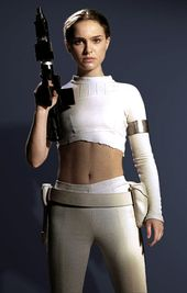amidala fighting outfit