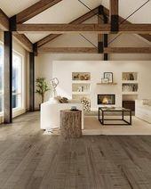 35+ Schönes Bauernhaus-Design-Interieur, das Sie …