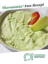 Avocado Frischkäse Dip – tm