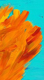 H5 Yellow Flowers Background Colorful Backgrounds Background Abstract Flower Painting