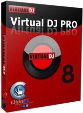 Atomix Virtual Dj Pro 8 0 2087 Multilingual Portable Dj Pro Dj Virtual