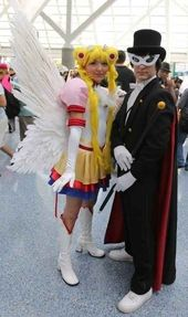 25 Couples Who Totally Dominated Cosplay At Anime Expo | Animal ...