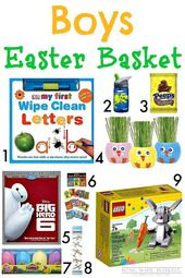 Fun and cheap easter gifts 101 easter basket ideas for kids fun and cheap easter gifts 101 easter basket ideas for kids basket ideas easter baskets and easter negle Image collections