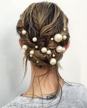 20 summer hairstyles with the most fashionable accessories – Latest hairstyles bob hairstyles | hairstyles 2018 – latest hairstyles 2018 – hair models 2018