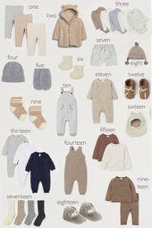 Baby Bump My Favorite Gender Neutral Baby Basics | Hello Fashion