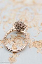 Ovaler Vintage Verlobungsring von Marion Rehwinkel Jewellery. Ovaler Diamantring in – Nadine Blog