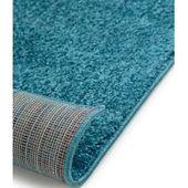 benuta Kinderteppich Noa Kids Bike Türkis 120×170 cm – Teppich für Kinderzimmer benuta – Products
