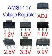 Ersetzen des Arduino-Spannungsreglers (AMS1117-5.0…