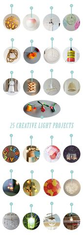25 creative light projects
