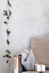 Photo of 10 einfache DIY Weihnachtsdekorationen aus der Natur!