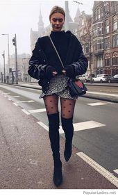 Style und Fashion Street Look – fall 2019