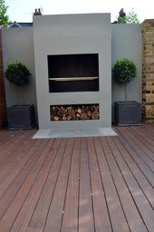 Outdoor Bespoke Fireplace And Bbq Https Debrapeters