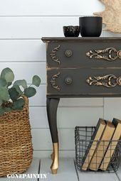 Panneau de Noël bricolage couleur craie   – Refinished Furniture