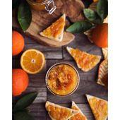Mein Orangenbaum bringt den ganzen Toast auf den Hof … Eigentlich ist dieser Honig gesüßt …   – Preserving the Harvest