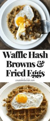 $700 Giveaway + Waffle Hash Browns Waffle hash browns make the perfect dinner ad…