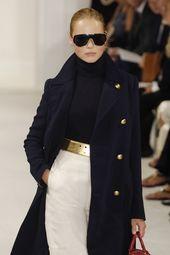Ralph Lauren~Latest Luxurious Womens Fashion – dresses, jackets. bags, jewellery, shoes etc find more women fashion ideas on www.misspool.com – Mode