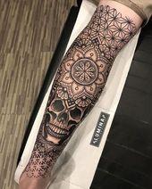 125 Best Leg Tattoos For Men – #formen #Leg #Men #tattoos