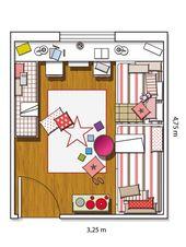 Une chambre pour deux