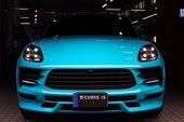 #car #cars #supercars TECHART body kit for the new Porsche Macan ….