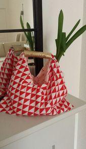 Ce sac réversible sera l'accessoire de votre été !! Ethnique, classic, changez au gré de vos envies !