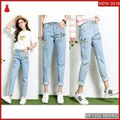 Hpy252b118 Boyfriend Cheryl Anak Jeans Murah Jeans Mom Jeans