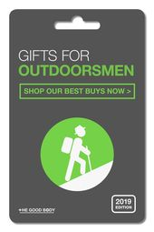 Top 10 Gifts for Outdoorsmen: Help Them Thrive and Survive