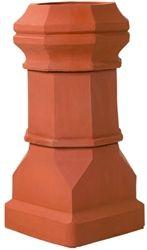 Magnum Edwardian Clay Chimney Pot Decorative Pots Clay Pot