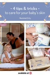 How to Care for Baby's Delicate Skin