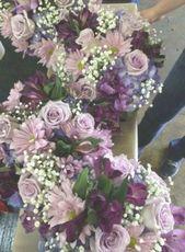 20 Ideen Hochzeit Blumen lila Lavendel Babys Atem #Hochzeit #Blumen   – lavender wedding ideas