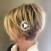 Süße kurze Bob Cuts für Damen » Frisuren 2019 Neue Frisuren und Haarfarben