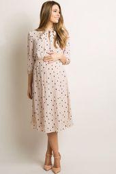 Maternity Babydoll Nursing Dress – Isabel Maternity by Ingrid & Isabel™ Black