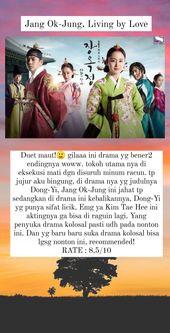 Nonton Jang Ok Jung : nonton, Drama