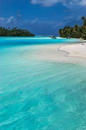 Die Cookinseln: Tahiti Ohne die Franzosen – #beach…