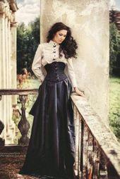 Viktorianische Steampunk-Hochzeitsideen ★ Weitere Informationen: www.weddingforwar …   – BLACK FASHION