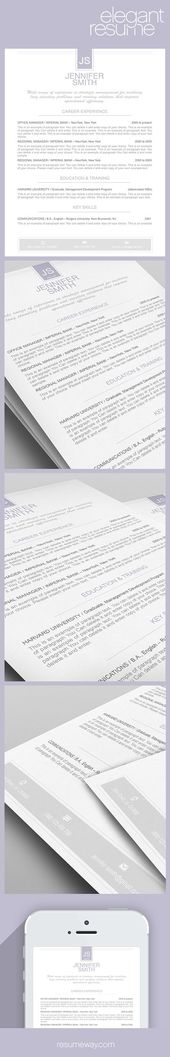 Modern Resume Template - 110490 Premium line of Resume \ Cover - teen resume