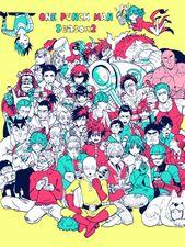 One Punch Man Saison 2 épisode 12 Vostfr : punch, saison, épisode, vostfr, Punch, Saison, Ideas, Punch,, Anime