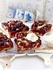 Pflaumenkuchen aus der Dose – wie von Oma   – Kuchen, Torten, Backrezepte