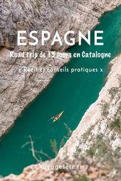 Street journey en Catalogne : une belle aventure des Pyrénées à la Méditerranée