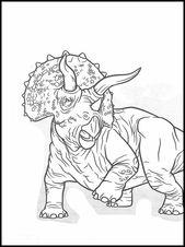 Desenhos Para Colorir Para Criancas Para Imprimir Jurassic World