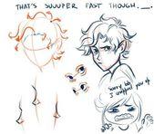 45+ trendy drawing hair cartoon boy
