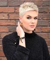 30 wunderschöne kurze Frisuren für Frauen 2019
