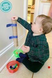 25 + › Indoor-Aktivitäten für Kleinkinder für 12-18 Monate – Little Learning Club