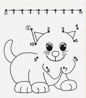 Free Printable Dot to Dot Activity Sheets For Kids | K5 Worksheets
